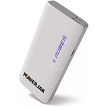 Best Portable Phone Charger- LIFETIME - 13000mAh Dual USB - MOST POWERFUL Portable Cell Phone Chargers For Mobile Devices/Backup Battery For iPhone & Android- Portable Power Bank On The Go (White)