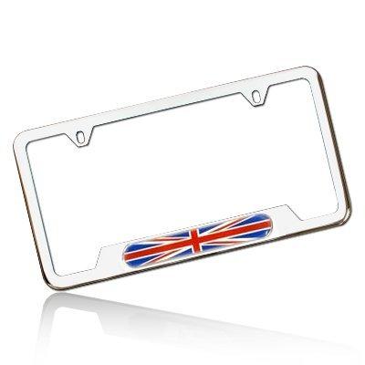 Union Jack License Plate - 6