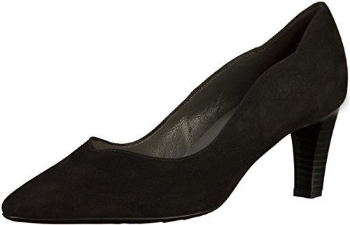 Vestir Zapatos Negro Peter Para Piel Kaiser Mujer De qApUptyT