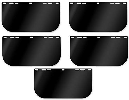 Hobart 770580 Face Shield Replacement Lens, Shaded (Fіvе Расk)