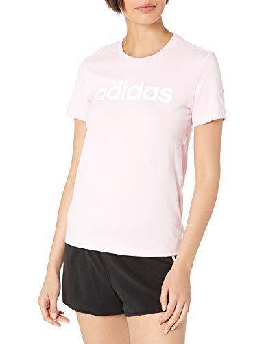 adidas Women's Essentials Slim Logo Tee 1
