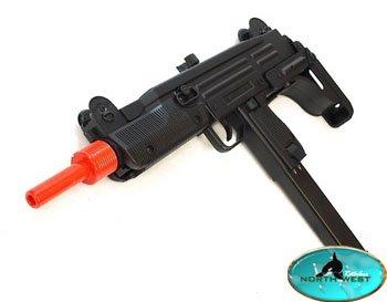 d91 uzi fully automatic electric airsoft sub machine gun(Airsoft - Gun Machine Electric Airsoft