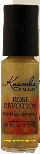 Demeter Costumes (Kuumba Made Essential Shimmer (Rose Devotion, 1/8oz (3.70ml)))