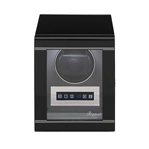 Watch Winder - Rapport Formula Ebony Single Watch Winder
