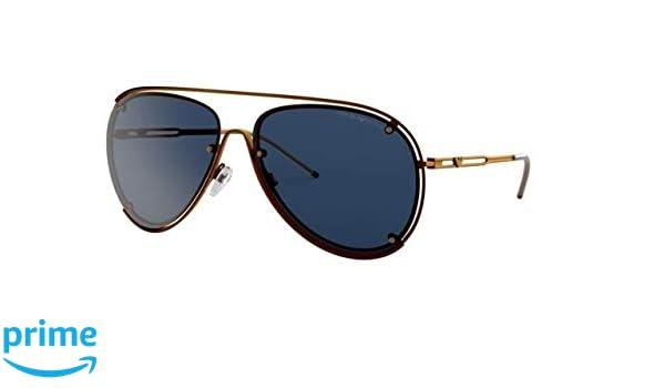 Emporio Armani 0EA2073 Gafas de sol, Matte Copper, 63 para ...