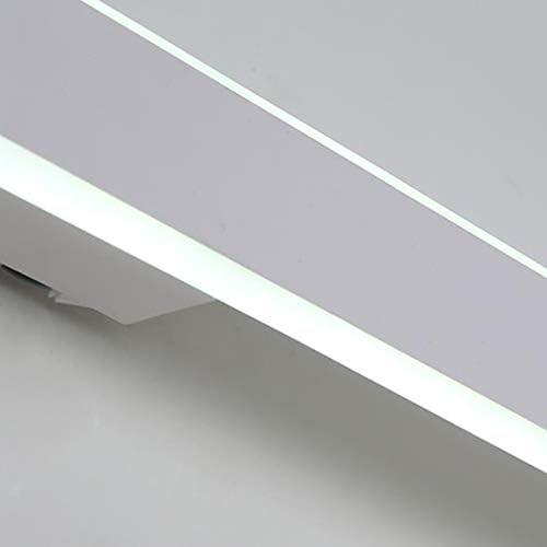 -badezimmerlampe Einfaches modernes 40/60 / 80CM Spiegel Frontleuchte Nordic Wohnzimmer Schlafzimmer Badezimmer Haushalt Energiespar Korridor Aisle-Wandbeleuchtung LED-Wandleuchte Badleuchte