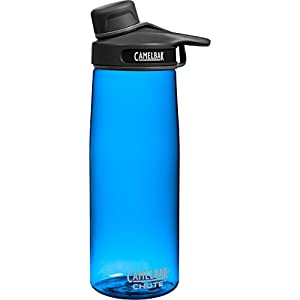 CamelBak Chute Water Bottle, 0.75 L, Methyl Blue