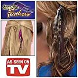 Snap-On Feathers 2 Pack 100% Real Feathers