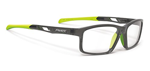 LARGE LIME BLACK Lunettes unisexe ASIAN B INTUITION Rudy de Project NOSE FIT CRYSTAL Vue PADS R81wnxO