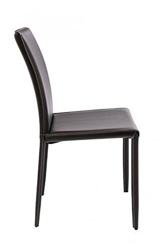 Kare Design – Chaise Milano Noire