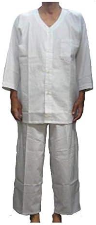 ダボシャツ上下 1800 日本製 白 M~LLサイズ