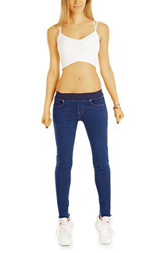 Donna Royal Skinny Bestyledberlin Blue Jeans Ezcqcp7fP