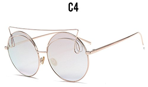 Amazon.com: Embiofuels TM Metal Frame Steampunk Sunglasses ...