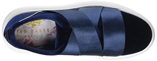 Ted Idhelev Zapatillas navy Mujer Azul Nvy Baker Para WW6r7n