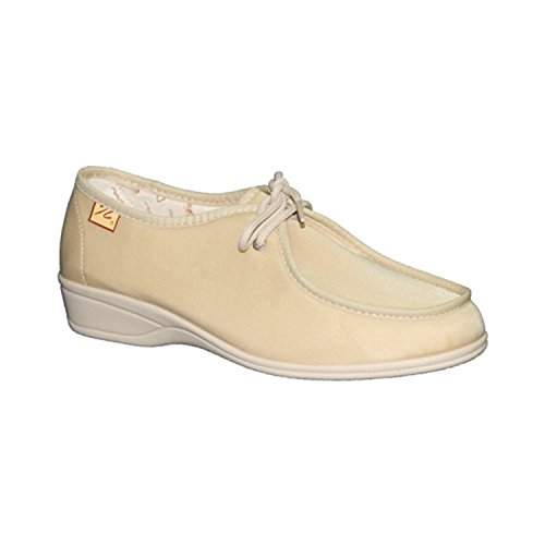 En Chaussures Doctor Pieds Beig Délicats Cutillas Lacets De z44HO8