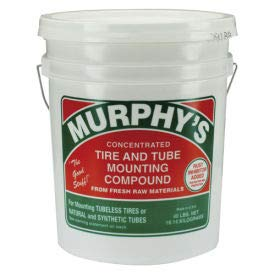 Murphy's Tire and Tube Mounting Compound 40 lbs. (46637) by JTM