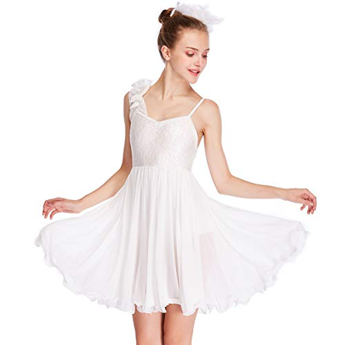 MiDee Lyrical Dress Dance Costume Camisole One