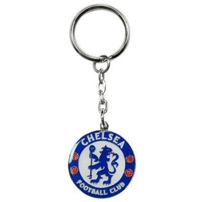 Crest Lighter (Chelsea Fc Crest Metal Keyring - 408Che)