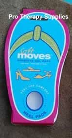 SoftMoves Pads-Heel