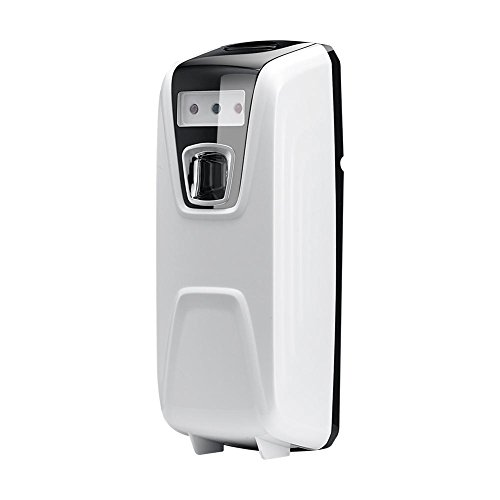 Automatic Air Freshener Ideal With Automatic Spray Air Freshener Dispenser ,Air Freshener Dispenser Automatic Spray Kit Perfume Aerosol Dispenser Wall Mounted For Home Hotel Offices Auto Self-Timing