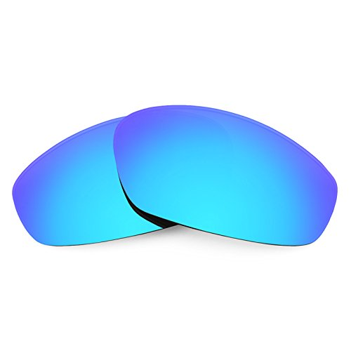Revant Polarized Replacement Lenses for Oakley Whisker Ice Blue MirrorShield