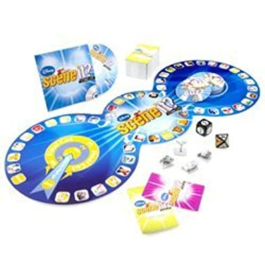 Scene It? DVD Game - Disney 2nd Edition