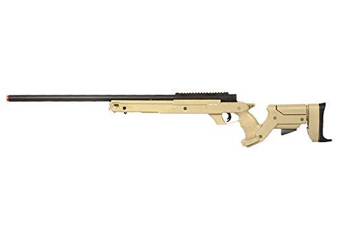 Well SR22 Airsoft Sniper Rifle Airsoft Gun (Tan)