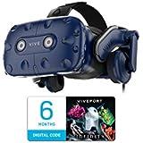 HTC VIVE Pro Virtual Reality Headset Only