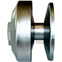 """Bullet Lines 1"""" Bore 40 Series Torque Converter Driver ✮ Fits 8 - 18 hp engines ✮ Replaces Comet 40D or 40/44 Series Pulley 203015 ✮ For Go Kart and Golf Cart Belt Drives - BSL-56"""