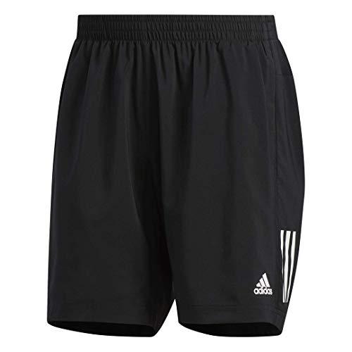 adidas Men's Own The Run Shorts, Black, M