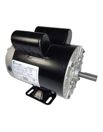 5 HP SPL 3450rpm P56 Frame 230 Volts Replacement Air Compressor Motor - Century Motor #