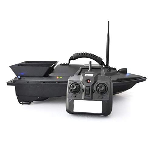 Smart Fishing Bait Boat 500m Remote Control Fish Finder Boat 1.5kg Loading RC Boat Ship Speedboat with Double Motors