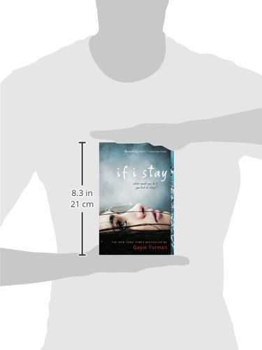 Buy If I Stay Book Online at Low Prices in India | If I Stay