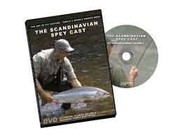 The Scandinavian Spey Cast - The Art of Fly Casting - Single & Double Handle Handed (Spey Casting Dvd)