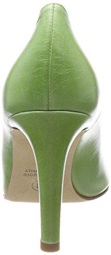 cheap sale countdown package Noe Antwerp Women's Nerine Pump Closed Toe Heels Green (Menta 607) many kinds of QahJ2K