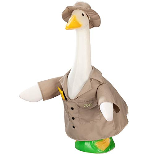 Fox Valley Traders Zoo Keeper Goose Outfit