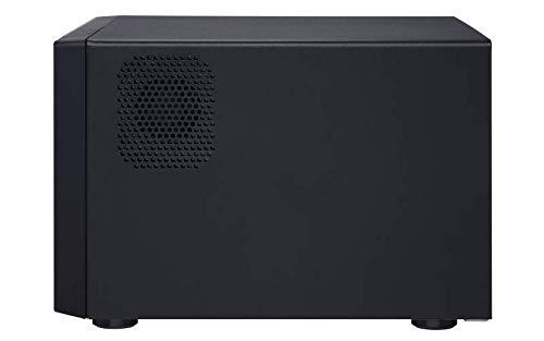 QNAP TVS-672XT 6 Bay Thunderbolt 3 NAS with 8GB RAM, 10GbE, M.2 PCIe Nvme SSD Slots by QNAP (Image #5)