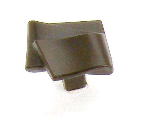 Laurey 38466 1-3/8-Inch Diva Knob, Oil Rubbed Bronze Laurey Bronze Knobs