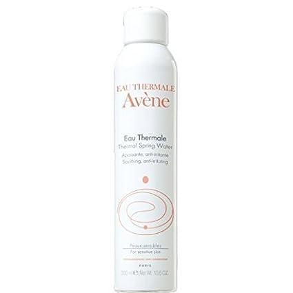 AVÈNE THERMAL SPRING WATER Spray for face neck and body / Spray di ACQUA di SORGENTE TERMALE per viso, collo e corpo 300ml Made in Francia Pierre Fabre Ltd
