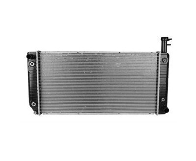 MAPM Premium Quality RADIATOR; HEAVY DUTY; 8 CYLINDER 4.8/6.OLTR [WITH QUICK DISCONNECT by Make Auto Parts Manufacturing