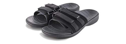 SOLE Men's Mendocino Sport Slide, Black, M 9