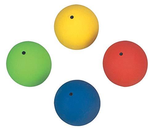 Sportime Elementary PVC Shot Puts, Set of 4