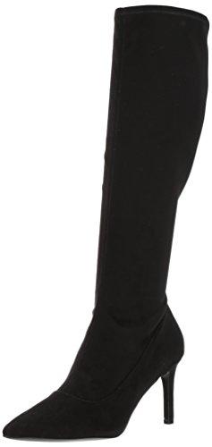 Nine West Women's CARARRA Fabric, Black, 10 M US ()