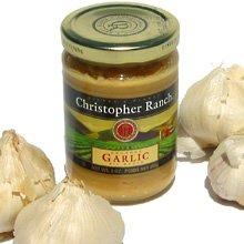 Christopher Ranch CRUSHED GARLIC - Famous Award Winning Heirloom Garlic - 9 Oz ()
