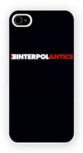 Interpol - Antics, iPhone 4 4S, Etui de téléphone mobile - encre brillant impression