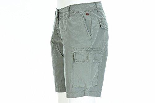NAPAPIJRI Pantalones cortos para mujeres N0YFYVGB6 NALIBU CORTOS Muschio
