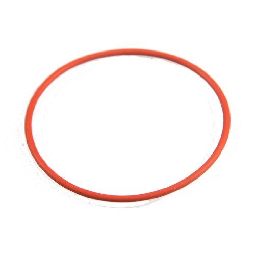 Millipore XX1104707 Silicone O-Ring for Swinnex 47mm Filter Holder (Pack of 10)