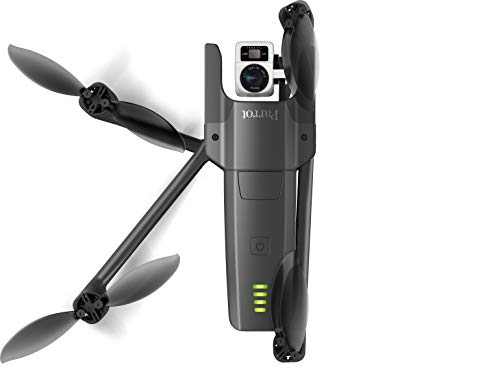 Parrot - Thermal Drone 4K - Anafi Thermal - 2 High Precision Cameras - Thermal Camera -14°F to 752°F + 4K HDR Camera - The Ultra-Compact Thermal Drone for All Professionals