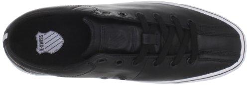K-SWISS Clean Laguna VNZ Sneaker Black/White/Gum ksF4zgRTR