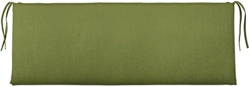 Bullnose Rectangular Outdoor Bench Cushion, 2
